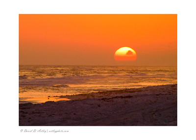 Gulf Coast Sunset, Grayton Beach, FL