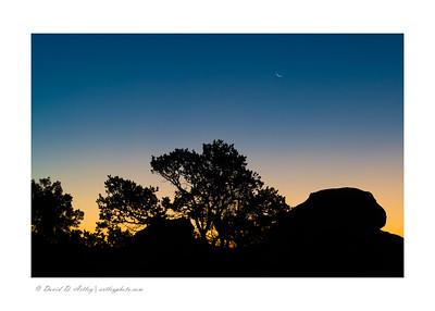Sunrise, Garden of the Gods, CO
