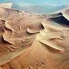 Giant dunes in the Namib desert, Namibia