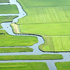 Slalom in the polder, The Netherlands