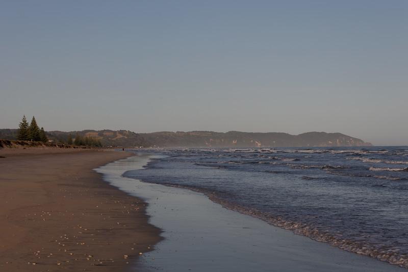 Ohope Beach Morning
