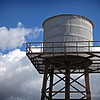 in the clouds...<br /> <br /> San Juan Capistrano, CA<br /> <br /> I liked the way this water tower looked against the puffy white clouds : )<br /> <br /> Thanks for your comments!<br /> <br /> Critiques welcome...<br /> <br /> May 1, 2013