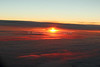Skyscape | Sunrise from 33,000 feet