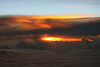 Skyscape | Sunset from 38,000 feet
