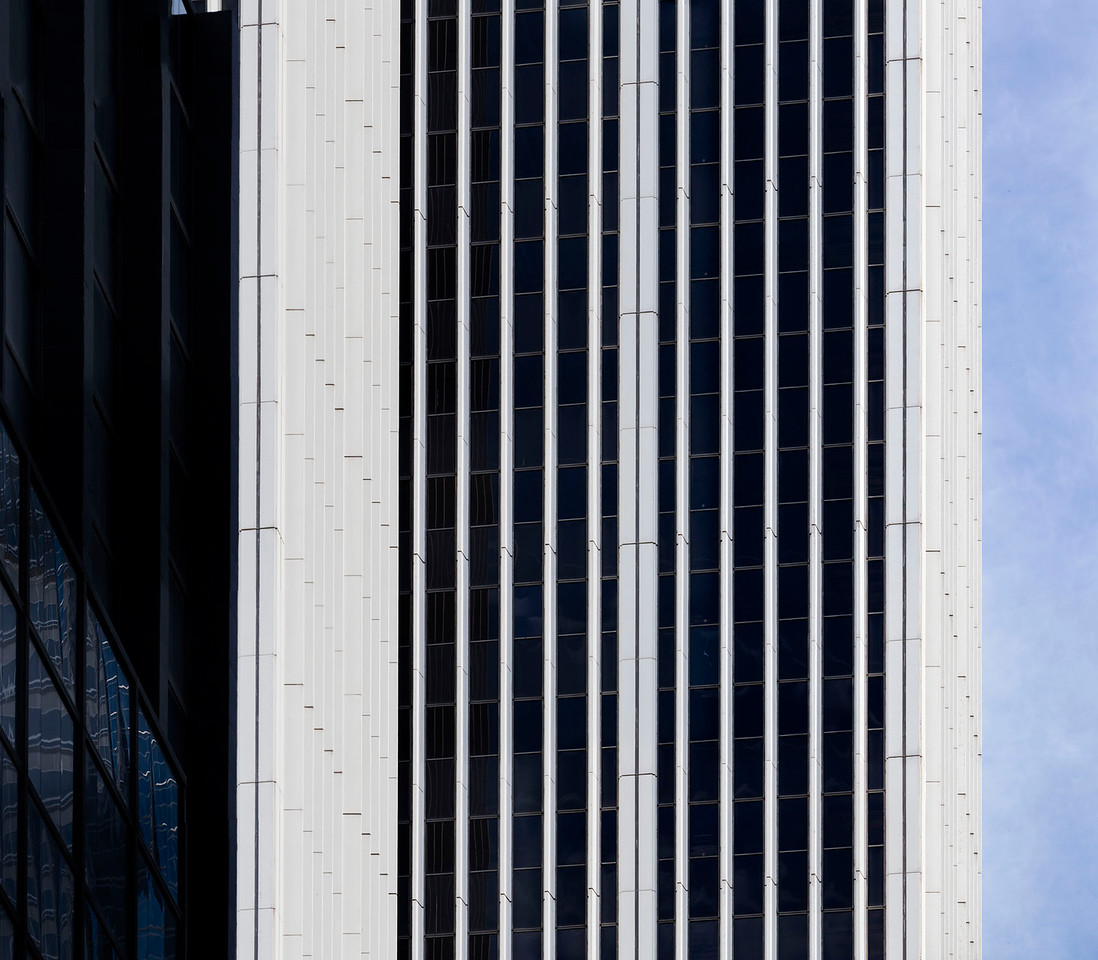Los Angeles Skyscraper #1 2015