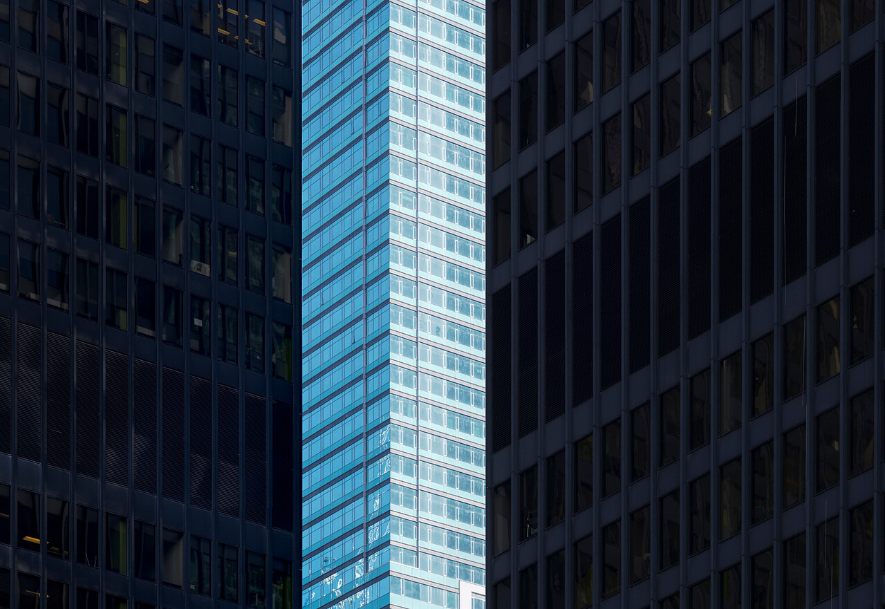 TD & Drumpf Tower 2016