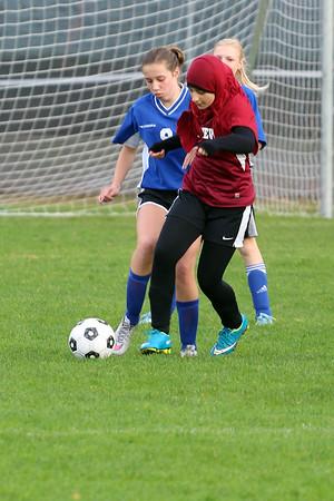 SJH Soccer vs. CPJH