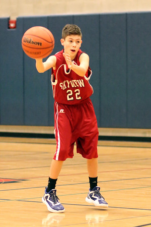 SJH JV Basketball vs. KJH