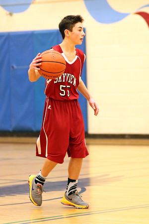SJH JV Basketball vs. SJH