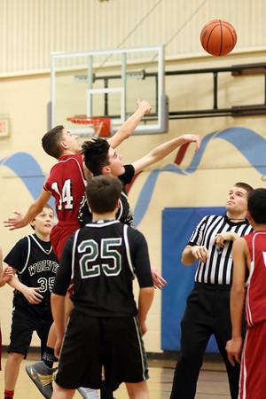 SJH JV Basketball vs. Timbercrest