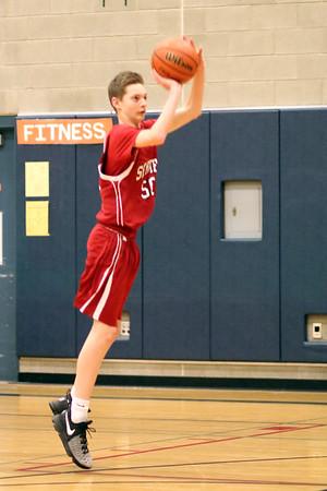 SJH Varsity Basketball vs. KJH