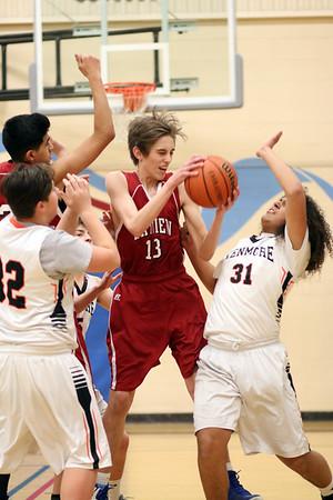 Varsity Basketball vs. KJH @ SJH