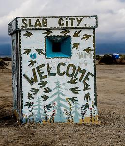 Slab City Talent Show 2013
