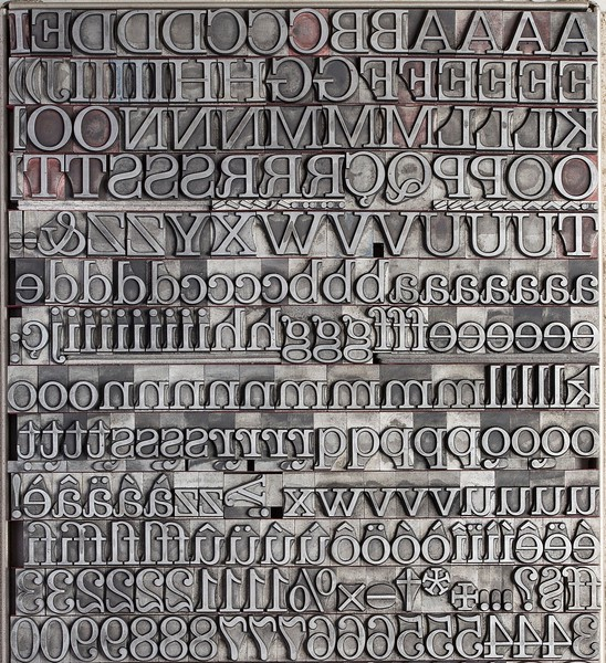 Slab serif by Nebiolo.
