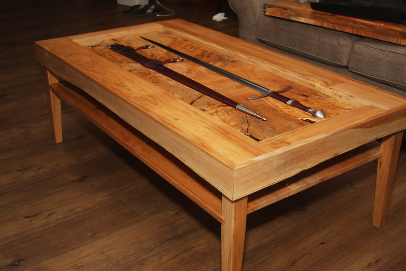 Sword Table