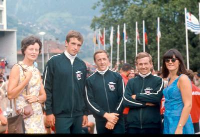 Bourg St Maurice 1969