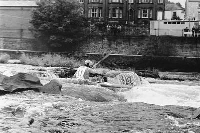 Ian White Llangollen Town 1972