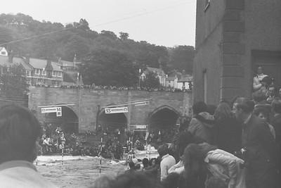 Malcolm Pearcey  Llangollen Town 1972