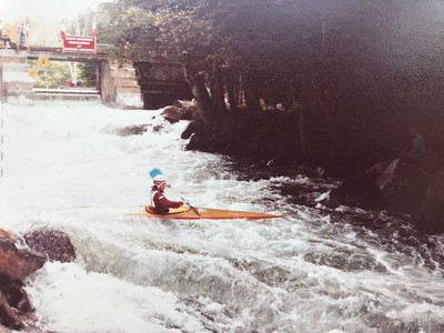 1982 Gull River Sue Garriock