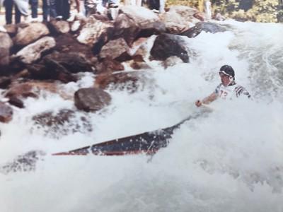 1982 Gull River Davey Hearn