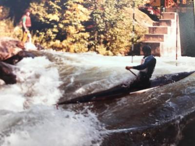 1982 Gull River Martyn Hedges