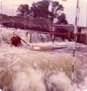 Peter Nardelli Linton Locks 1976