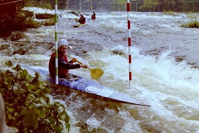 Nick Wain Llangollen Town 1977