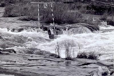 Peter Keane Llangollen Town 1978