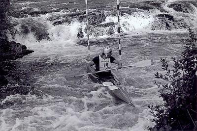 E.Evans (USA) Llangollen Town 1978