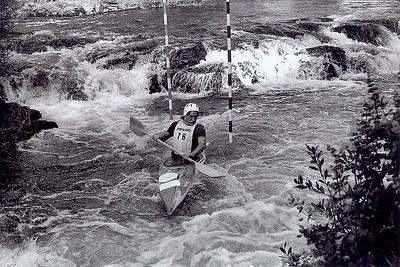 Albert Kerr Llangollen Town 1978