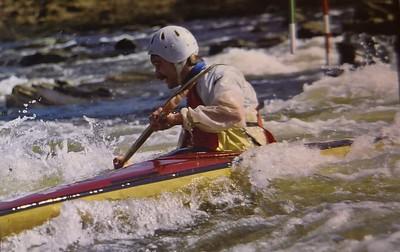 Nick Wain Grandtully 1980