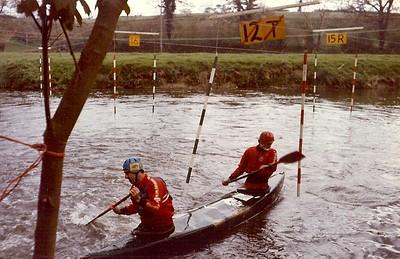 John Lanham & Mike Davies Frome April 1981