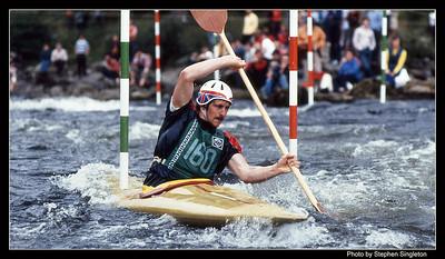 Grandtully 1981 Commonwealth Games Jim Dolan