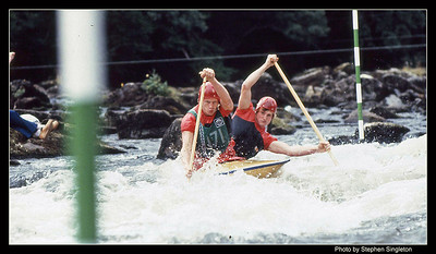 Grandtully 1981 Commonwealth Games Jamieson /Williams