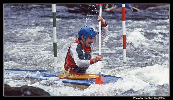 Grandtully 1981 Commonwealth Games Alan Edge