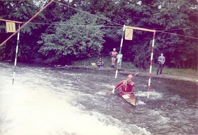 Ian Howes Howsham September 1982