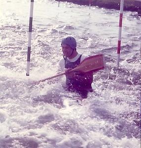 John Lanham Red Locks Newbury May 1982