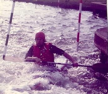 Angus Foxley Red Locks Newbury May 1982