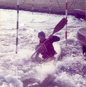 Dave Webb Red Locks Newbury May 1982