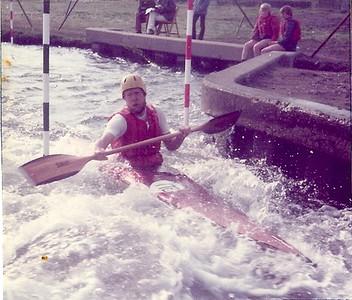 Ian Howes Red Locks Newbury May 1982