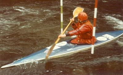 Ian Howes Lune April 1983