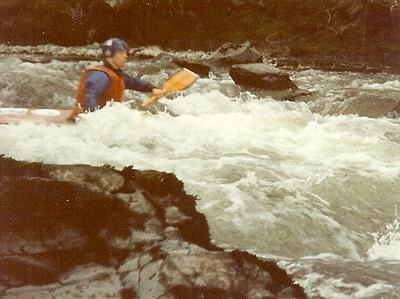 Dave Webb Lune April 1983