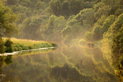 Reflections on the Boyne at Slane-1L8A9977