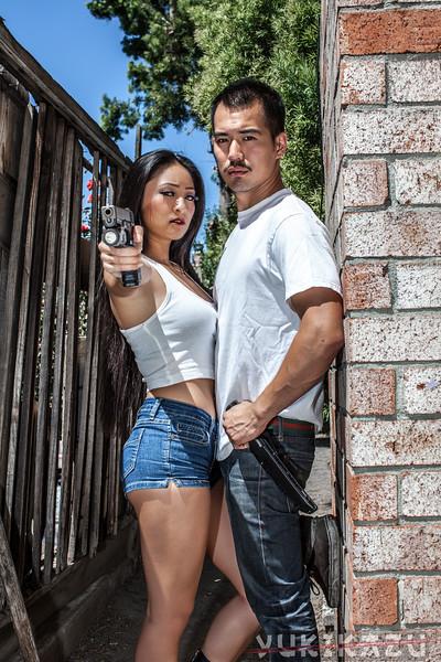 Cold Steel X Tiffany Vu