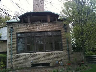 Slate Roof Job
