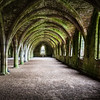 Cloisters Fountains Abbey