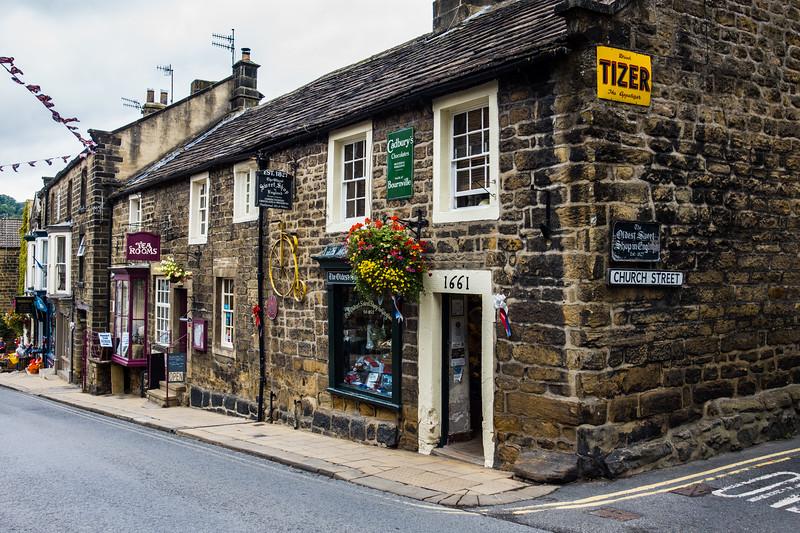 Oldest Sweet Shop in the World, Pateley Bridge