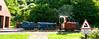 Od pláže do údolia vedie úzkorozchodná železnička, ktorá je v prevádzke. Školské výlety.