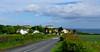 Cesta medzi Skelton a Saltburn - pohľad na Saltburn