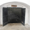 Entrance to male slave dungeon, Cape Coast castle